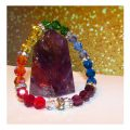 Swarovski Crystal Chakra Bracelets